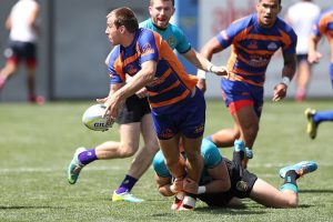 Day one is high-flying at Serevi RugbyTown 7s