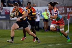 Day two shows grit and intensity at Serevi RugbyTown 7s