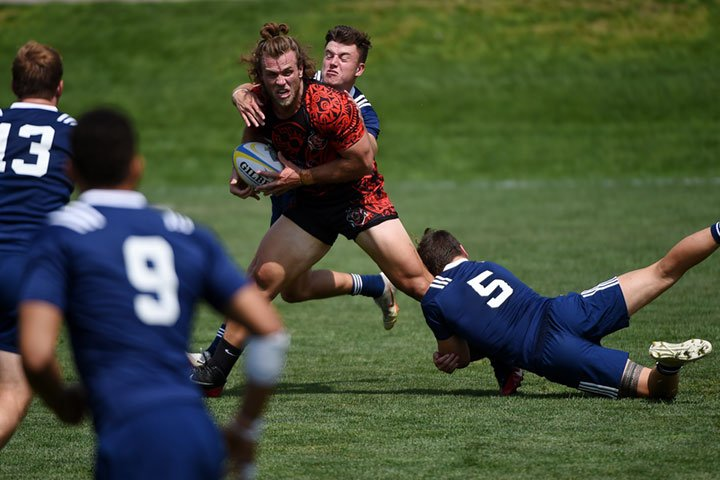 Seventh Annual RugbyTown 7s Kicks Off In Glendale