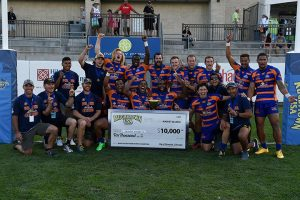 Day three sees local honors at Serevi RugbyTown 7s