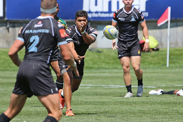 Serevi RugbyTown 7s showcases Olympic sport