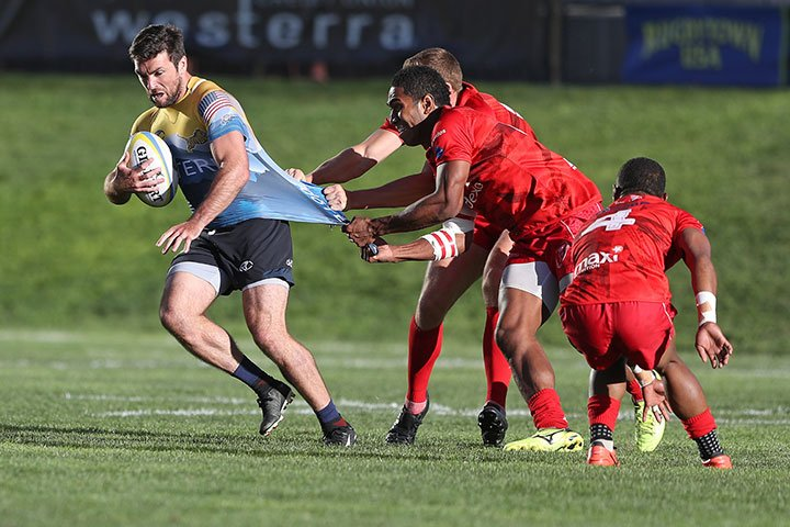 RugbyTown 7s Tournament Is A Roaring Success In Its Seventh Year