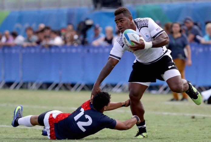 Fijian national team headlines the 6th annual RugbyTown 7s