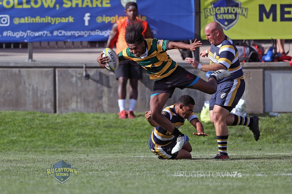 RugbyTown Sevens Day 2 Recap