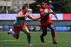 Day Two Of RugbyTown 7s Tournament Sees More Action, Championship Qualifying