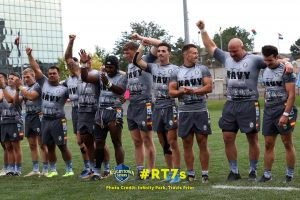 Navy Secures First Armed Forces Championship During Day 2
